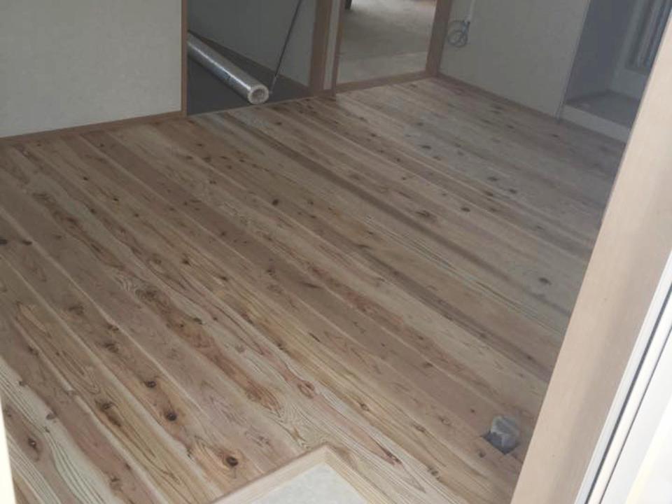 熊本震災復興住宅施工